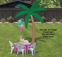 Plywood Palm Tree Woodcraft Pattern