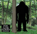 Bigfoot #2 Woodcraft Pattern