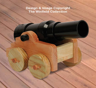 Pirate Cannon Pattern