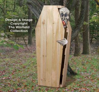 Halloween Coffin Plan