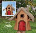 Gnome/Bird House Pattern