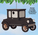 Antique Car Birdhouse Pattern