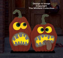 Big Mouth Pumpkins Pattern