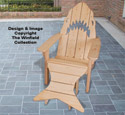 Adirondack Shark Chair Plan