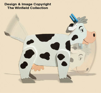 Motion Cow Pattern