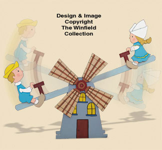 Motion Dutch Kids Woodcraft Pattern