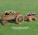 Landscape Tractor and Wagon Plans