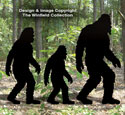 BIgfoot Family Woodcraft Pattern Set
