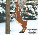 Dangerous Deer Woodcraft Pattern
