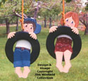 Tire Swingers Woodcraft Pattern