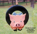 Swingin' Pig Woodcraft Pattern