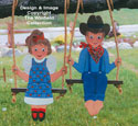 Swingin' Kids Woodcraft Pattern