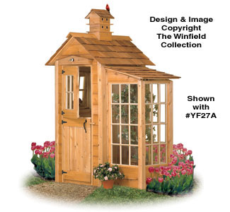 Delicieux Garden Shed Woodworking Plan