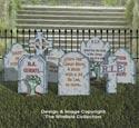 Create A Graveyard Woodcraft Pattern