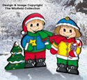 Dress-Up Darlngs Winter Wear Outfits Pattern