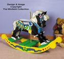 Carousel Rocking Horse Plan