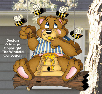 Honey Bear Swinger Pattern