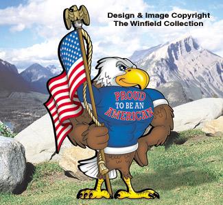 Proud Eagle Pattern