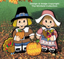 Dress-Up Darlings Thanksgiving Outfits Pattern