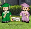 Dress-Up Darlings Graduation Outfits Pattern