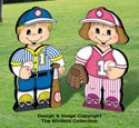 Dress-Up-Darlings Play Ball! Outfits Pattern