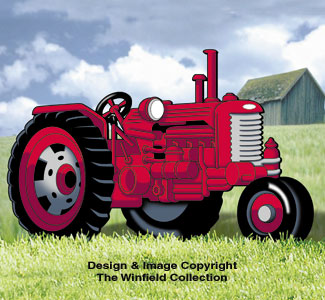 Tractor Power Pattern