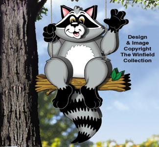 Raccoon Swinger Pattern