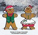 Gingerbread Couple - Sweeties Pattern