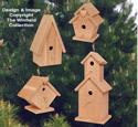 Birdhouse Village Pattern
