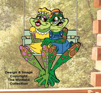 Old Frog Swingers Pattern