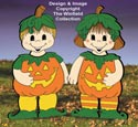 Dress-Up Darlings Pumpkin Pals Outfits Pattern
