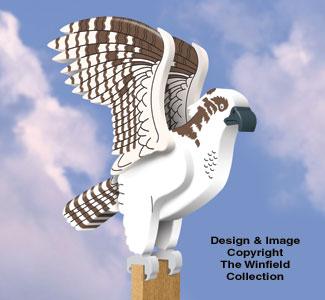 3D Osprey Pattern