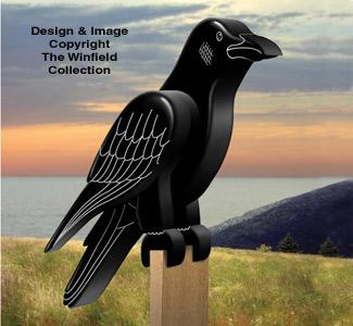 3D Crow Pattern