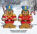 Gingerbread Toy Soldiers Pattern