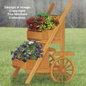 Cedar Market Cart Planter Pattern