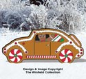 Gingerbread Car Pattern