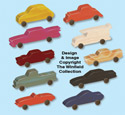 Scrap Wood Toy Cars Pattern