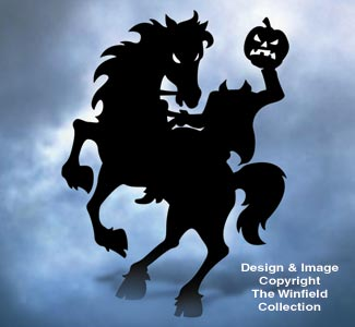 Headless Horseman Pattern