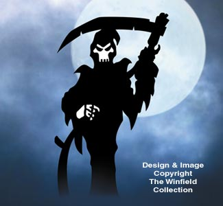Shadow of Death Woodcraft Pattern