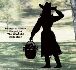 Cowgirl Shadow Pattern