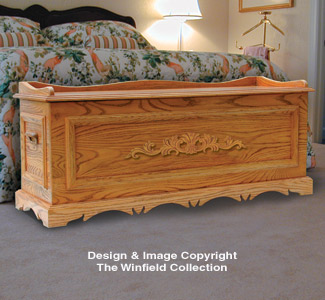 Hope Chest Wood Plan